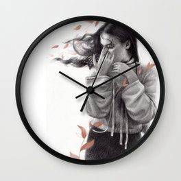 The Silent One Wall Clock
