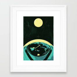 Not In Kansas Anymore Framed Art Print