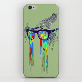 Technicolor Vision iPhone Skin