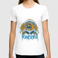 punisher T-shirts featuring Punisher by Tshirt-Factory
