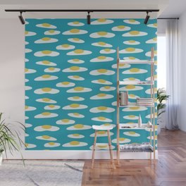 Sunny Side Up Wall Mural
