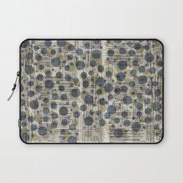 Soda Water Scribble Laptop Sleeve