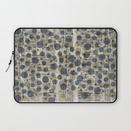 Soda Water Scribble Laptop Sleeve