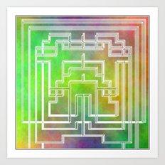 DEDALUS Art Print