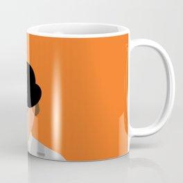 Orange Minimal Coffee Mug