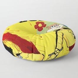 Kill Spongebob Floor Pillow
