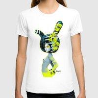bunny T-shirts featuring bunny by el brujo