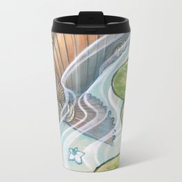 By Sea Travel Mug