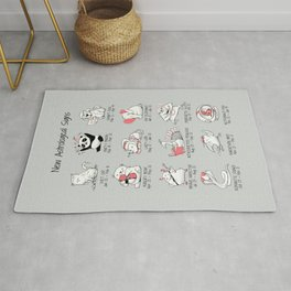 New Astrological Signs Rug