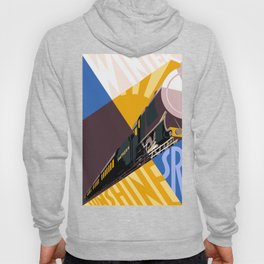 Travel South for Winter Sunshine Hoody