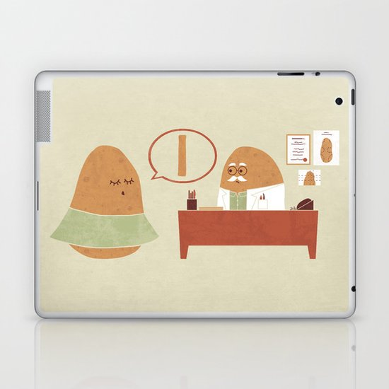 Plastic Surgery Laptop & iPad Skin