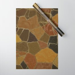 Fallstone Wrapping Paper