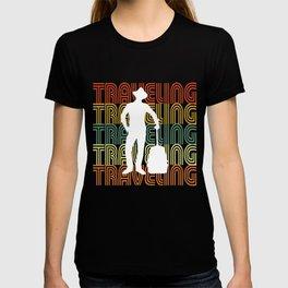 TRAVELING T-shirt