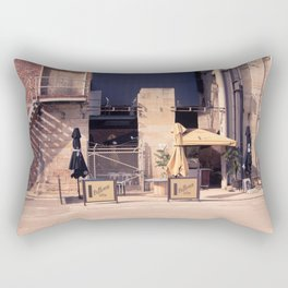 Cockatoo Island Coffee Shop Rectangular Pillow