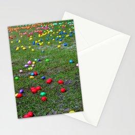 Easter Egg Hunt Stationery Cards
