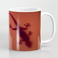shadow Mugs featuring Shadow by niL.