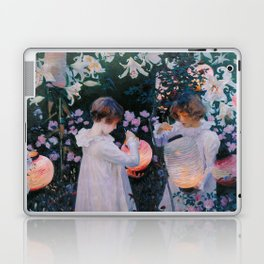 Carnation, Lily, Lily, Rose Laptop & iPad Skin