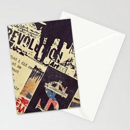 Arti$t Revolution Stationery Cards