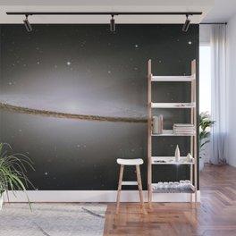 Sombrero Galaxy Hubble Telescope Image Wall Mural