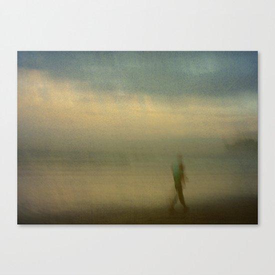 Walk it Down Canvas Print