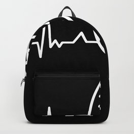Corn & Maize Heartbeat Gift for Foodie Backpack