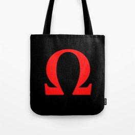 Ω omega Tote Bag