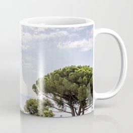 Seacoast near Le Lavandou and Bormes-les-Mimosas in French Riviera Coffee Mug