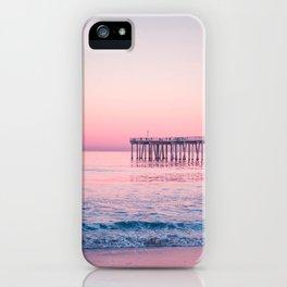 Hermosa Beach, USA #society6 #decor #buyart iPhone Case