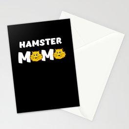 Hamster Mama Hamsterrad Hamsterkäfig Stationery Cards