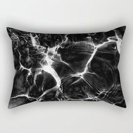 Undefined Abstract #6 #decor #art #society6 Rectangular Pillow