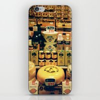 cheese iPhone & iPod Skins featuring cheese by chunsa88