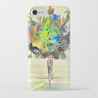 archan nair iPhone & iPod Cases featuring Aurantiaca by Archan Nair
