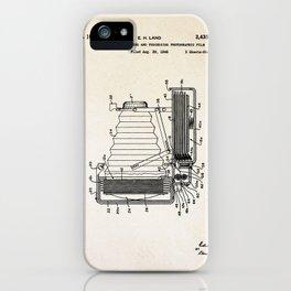 DREAM MACHINE iPhone Case