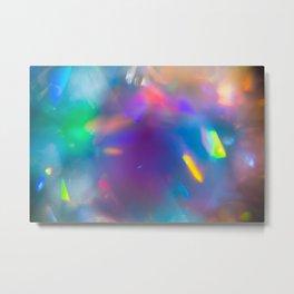 Prisms Play of Light 7 Metal Print