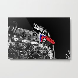 Rock & Roll Metal Print