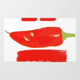To be spicy Rug