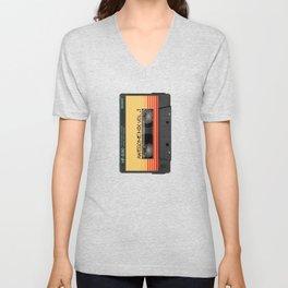Awesome Mix Cassette Vol.1 Unisex V-Neck
