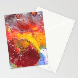 EARTH FEEDS Stationery Cards