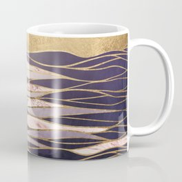 Lunar Waves Coffee Mug