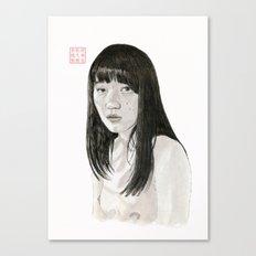 Himiko Canvas Print
