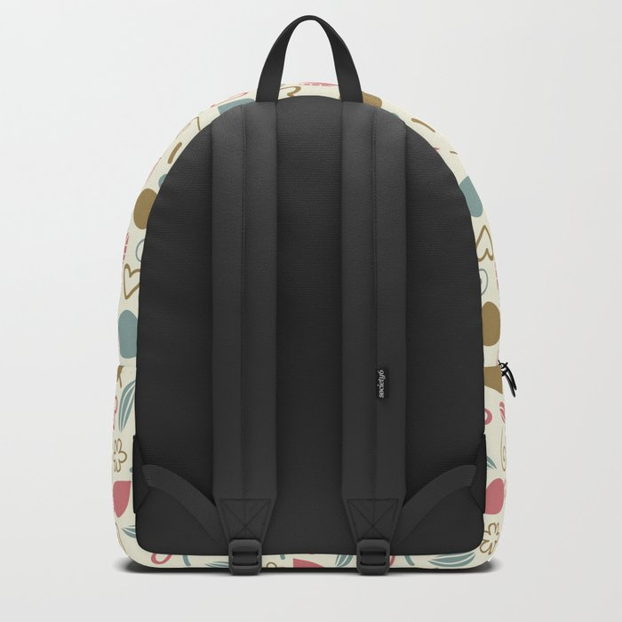 Colorful Lovely Pattern XIII Backpack