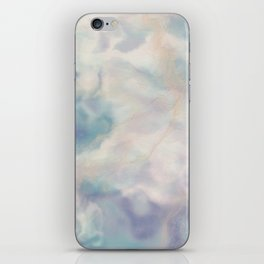 Unicorn Marble iPhone Skin