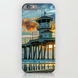 Zero After the Storm iPhone Case