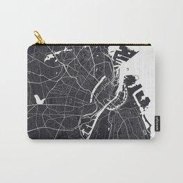 Copenhagen City Map Carry-All Pouch