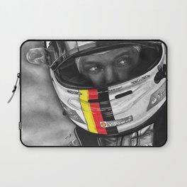 Sebastian Vettel Laptop Sleeve