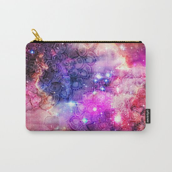 Doodles in Deep Space Carry-All Pouch