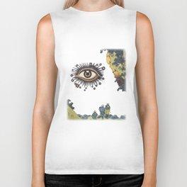 Third Eye  Biker Tank