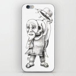 The huichol iPhone Skin