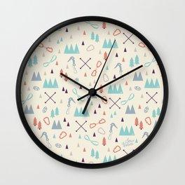 Jan Wall Clock