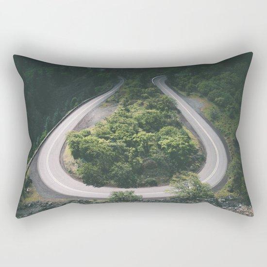 Rowena Crest II Rectangular Pillow